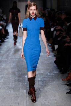 Victoria Beckham fashion show.