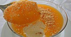 Natas do Céu (as originais) Portuguese Desserts, Portuguese Recipes, Red Rice Recipe, Sweet Recipes, Cake Recipes, Individual Desserts, No Bake Cake, Food Inspiration, Food And Drink