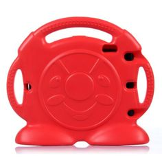 For+iPad+4/3/2+Red+Anpanman+Pattern+EVA+Bumper+Portable+Protective+Case+with+Handle+&+Holder