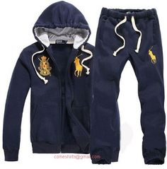 Ralph Lauren polo sweat suit | polo suit in navyblue: Polo Outlet | Buy polo shirts men,polo shirts ...