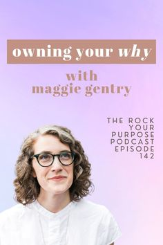 At the heart of purpose-led leadership and coaching is your Why. Watch this Episode of the Rock Your Purpose Podcast with special guest Maggie Gentry and learn about Owning Your Why. Purpose Driven Life, Leadership Coaching, Special Guest, Coaches, The Rock, Mindset, Led, Watch, Heart