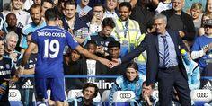 Berita Sepakbola kali ini saya akan menghadirkan informasi terbaru Mengenai Mourinho: Chelsea Sempat Keenakan, Manajer Chelsea Jose Mourinho menilai timnya sempat berada dalam situasi terlalu nyaman sehingga tidak menciptakan banyak ancaman ke gawang Swansea City, pada laga Premier League, di Stamford Bridge, Sabtu (13/9/2014), yang berakhir 4-2 untuk The Blues.