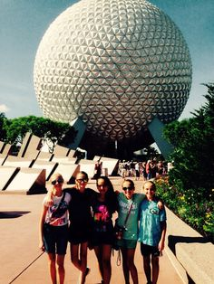 Epcot with the besties!