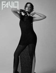 dailycamilacabello: Camila Cabello photographed for FAULT