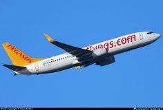 TC-AAE Pegasus Boeing 737-82R(WL)