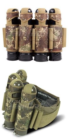 Harnesses and Pods 16047: Planet Eclipse Bunker Kings Supreme Paintball Pod Pack 4+7 - Hde Camo -> BUY IT NOW ONLY: $89.95 on eBay!