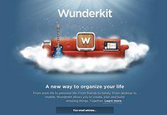 Die Websites der Woche aus KW03 - Diesesmal eher den Inhalten, als dem Design gewidmet