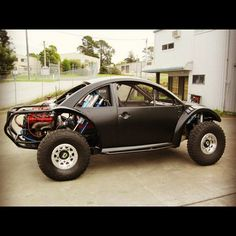 New Gen Baja Bug. Cool bug... Have a huge soft spot for Baja Bugs.