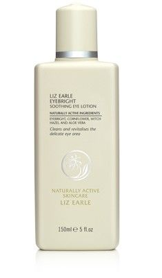 Liz Earle Eye Bright Lotion - angela has a spritzer version which is even better