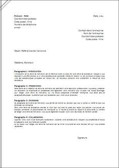 kpmg lettre de motivation Exemple lettre présentation lettre de motivation pour cdi  kpmg lettre de motivation