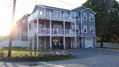 Beautiful new large beach house walk to beach,sea wall, many restaurants,shopsVacation Rental in Narragansett Pier from @homeaway! #vacation #rental #travel #homeaway