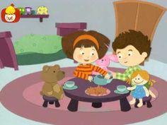 Cuentos infantiles - habla del amor hacia los hermanos.