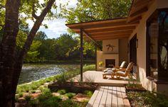 Cove House, Austin. Furman + Keil Architects.
