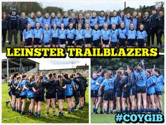 We Are Dublin DUBLIN'S MINOR, U16 AND U14 LADIES SQUADS BLAZE A TRAIL THROUGH LEINSTER. - We Are Dublin