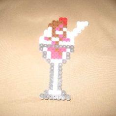 Milkshake magnet from Teresa's Crafty Creations for $8.00