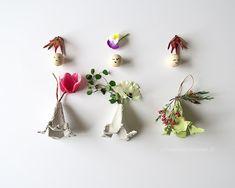 schaeresteipapier: Blumenelfen - Deko für den festlichen Tisch im Spätsommer Elf, Paper Dolls, November, Creativity, Crafting, Drop Earrings, Type, Color, Crafts For Kids