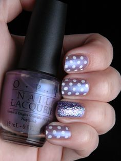 Dots and Glitter