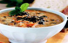 Pirinçli Pazı Çorbası
