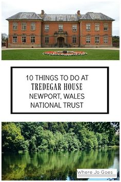 Visit Tredegar House, National Trust property near Newport, Wales.  Learn about the Morgan family and their bon viveur ways and links to key events in British history.  Lake, gardens, mansion house, stables, extensive lawns, playground.  National Trust  W