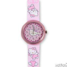 FLIK FLAK Ambanduhr Hello Kitty
