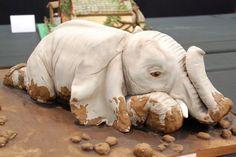 Elephant Cake..cute!