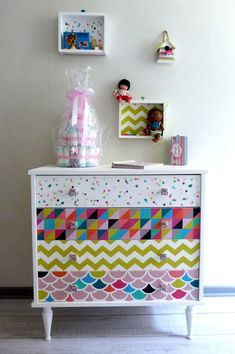 relooking commode
