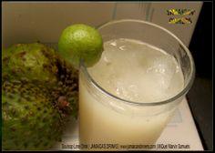 Soursop Lime Drink - http://jamaicandinners.com JAMAICAs DRINKS -MiQuel Marvin Samuels