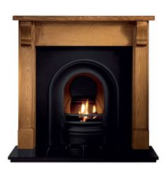 Fireplaces | Wooden Fireplaces Surrounds from Direct Fireplaces