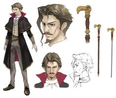 Gio Concept from Atelier Rorona: The Alchemist of Arland