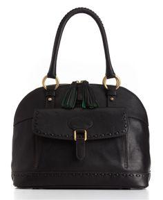 Dooney & Bourke Handbag, Florentine Vachetta Domed Satchel - Satchels - Handbags & Accessories - Macy's