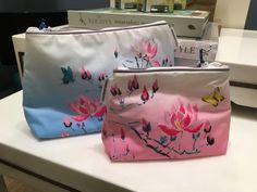 Madame Butterfly Rose Washbag. Designers Guild. $22.00.