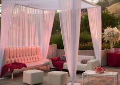 Wedding Reception Lounge | Weddings Romantique
