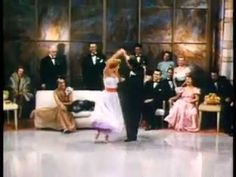 """Royal Wedding"" (1951)   -   Fred Astaire & Jane Powell"