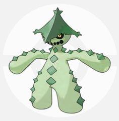 Pokemon GO Cacturne Stats What Is Pokemon, Pokemon Pinball, Pokemon Dex, Green Pokemon, Pokemon Pokedex, Sprites, Generation 3 Pokemon, Dark Type Pokemon, Coaches
