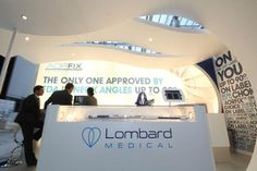 """""""A beautifully elegant design for Lombard Medical at DGG / Linz / Sept Your The Only One, Exhibition Stand Design, Booth Design, Medical, Elegant, Twitter, Projects, Linz, Classy"""