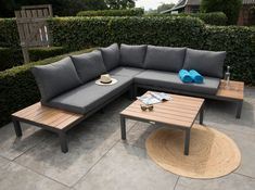 Outdoor Lounge, Outdoor Seating, Outdoor Living, Wooden Pallet Furniture, Outdoor Furniture Sets, Garden Sofa, Lounge Sofa, Living Spaces, Moodboards