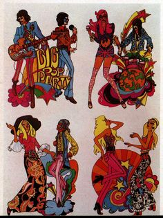 1973 Pop Party  Aus:Das Spielzeug : das internationale Fachmagazin der Spielwarenbranche.