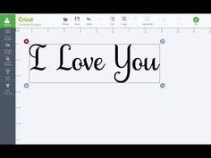 Basics of Creating Text Designs with Inkscape for Import to Design Space - YouTube
