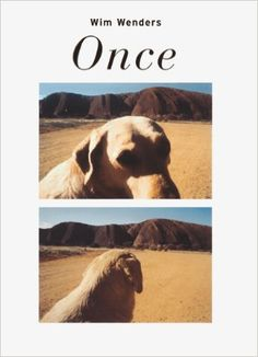 Amazon.com: Wim Wenders: Once (9781935202288): Wim Wenders: Books
