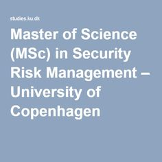 Templates of risk management action plan google search master of science msc in security risk management university of copenhagen fandeluxe Images