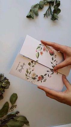 Disney Wedding Invitations, Digital Invitations, Floral Wedding Invitations, Wedding Invitation Cards, Wedding Cards, Invitation Suite, Wedding Programs, Bridal Shower Games, Diy Wedding Decorations
