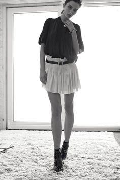 Isabel Marant Etoile Fall/Winter 2013-14 | Popbee - a fashion, beauty blog in Hong Kong.