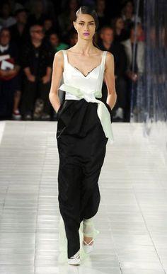 New York Fashion Week: Prabal Gurung spring/summer 2014 in pictures