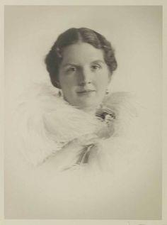 Portret van Prinses Juliana, december 1936