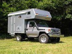 Image result for toyota land cruiser camper