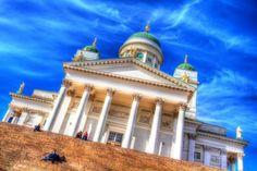Tuomiokirkko- Helsinki
