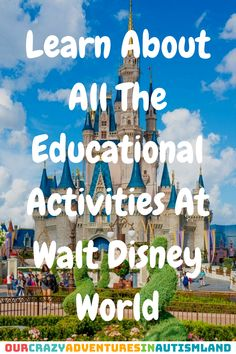 Activities To Do, Educational Activities, Disney World Transportation, Wilderness Explorer, Alternative Education, Space Mountain, Cultural Studies, Country Bears, Spaceship Earth