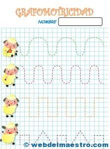 grafomotricidad 3