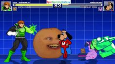 The Annoying Orange & Green Lantern Guy Gardner VS Underdog & Twilight Sparkle In A MUGEN Match This video showcases Gameplay of Twilight Sparkle From The My Little Pony Friendship Is Magic Series And Underdog The Superhero VS Green Lantern Guy Gardner And The Annoying Orange In A MUGEN Match / Battle / Fight