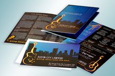 Austin Bar Association 2014 Gala Collateral designed by Monarch Media & Consulting, Inc.